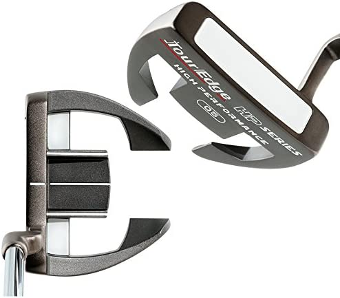 Tour Edge PDPRSUB534 Hp Series Black Putter Men s, Right Hand, Steel, Uniflex