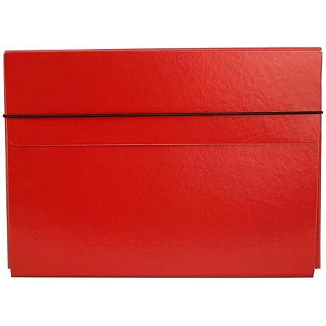 Amazon.com: JAM papel fuerte grueso/fino portafolios Funda ...