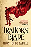 Traitor's Blade (The Greatcoats)