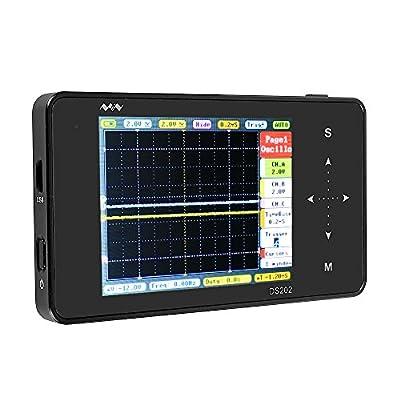 SainSmart DSO DS202 & DS212 Nano ARM Portable Mini Handheld Touch Screen Digital Storage Oscilloscope