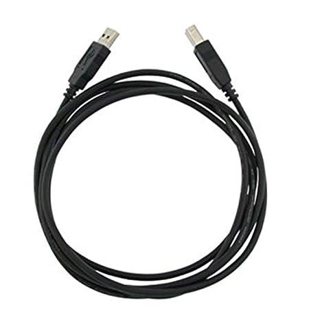 Negro Cable USB de la Impresora 1pc 1,8 Metros USB 2.0 Tipo A ...