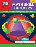 Math Skill Builders, Grade 5, Didax, 1583243089