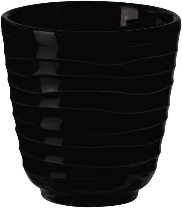 ASA 22001413 Cordo Becher Espresso schwarz 0,075 l 1 St/ück