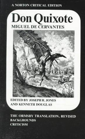 Don Quixote: The Ormsby Translation, Revised Backgrounds and Sources Criticism (Norton Critical Editions) (English and Spanish Edition)