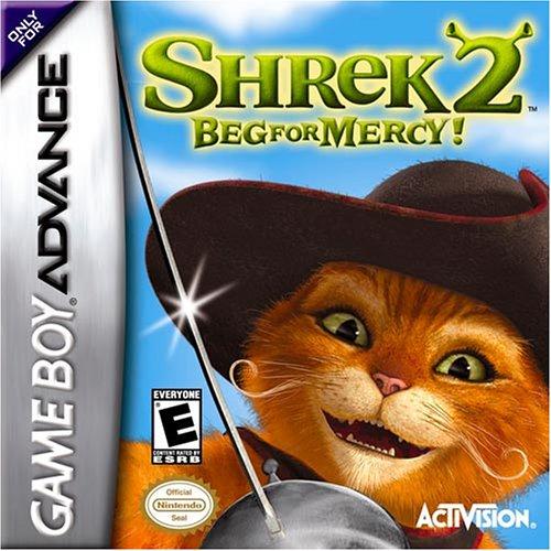 Shrek 2 Beg for Mercy!