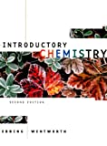 Introductory Chemistry, Darrell D. Ebbing and Rupert Wentworth, 0395871182