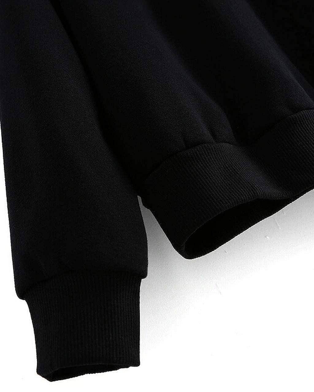 Ulanda Damen Frauen Teenager M/ädchen Kapuzenpullover First I Need Coffee Langarm Pulli Pullover Sweatshirt mit Kapuze Sport Hoodies Top Jumper Langarmshirt Herbst Winter Top Bluse Shirt