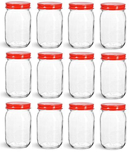 1 2 cup spice jars - 2