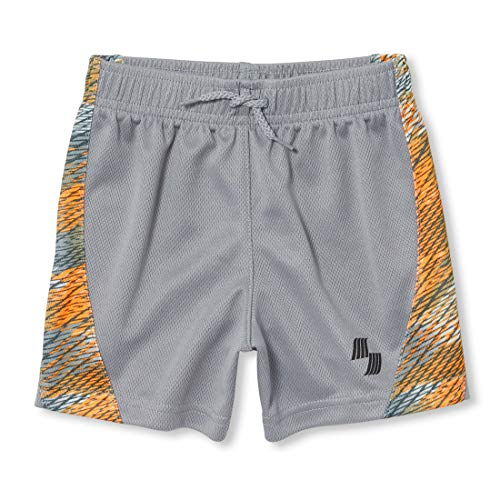The Childrens Place Baby Boys Mesh Active Shorts