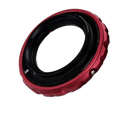 Cámara réflex digital Canon B4 1,69 cm adaptador de montura de ...