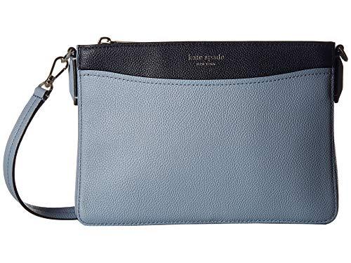 Kate Spade New York Women's Margaux Medium Convertible Crossbody Horizon Blue Multi One Size
