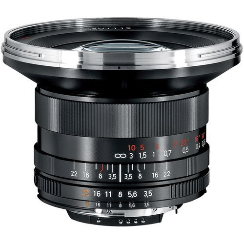 Zeiss 18mm f/3.5 Distagon T ZF.2 Series Lens for Nikon for sale  Delivered anywhere in USA
