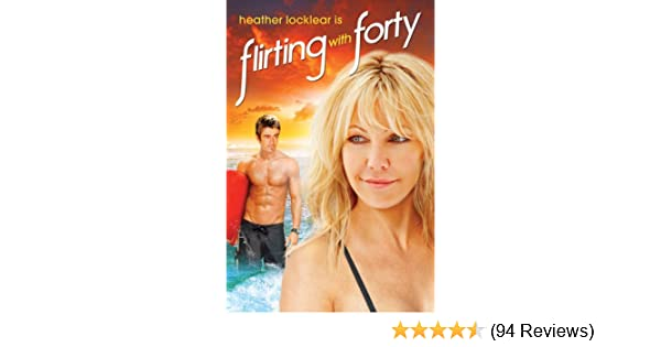 flirting with forty dvd movie 2016 cast