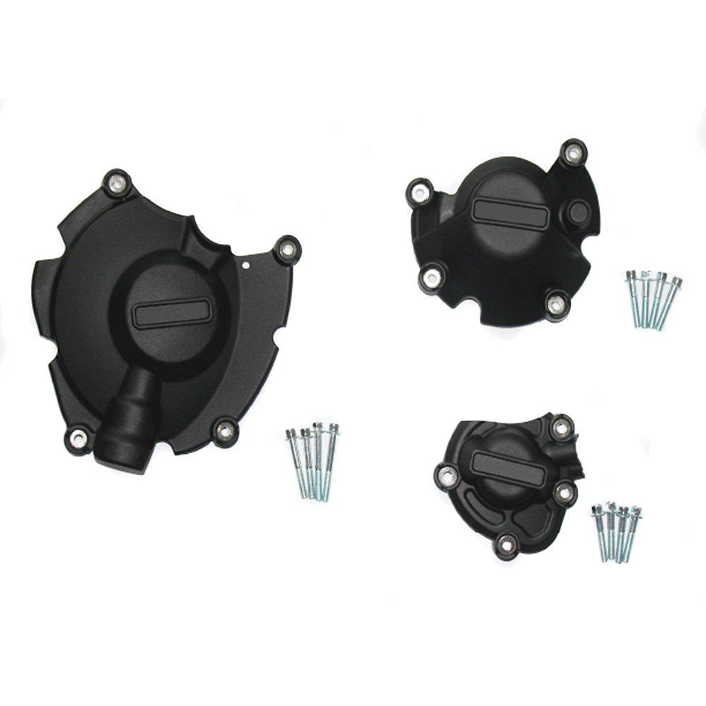 JFG RACING moto motore Statore carter di protezione per Yamaha YZF R1 2015 –  2016 mt-10 2016