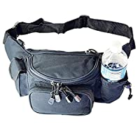 EXPLORER Tactical Messenger Bag with Pistol Compartment (Black/Orange/Camo/Mossy Oak)
