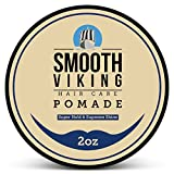 Strong Pomade for Men - Maximum Hold and High Shine - For...