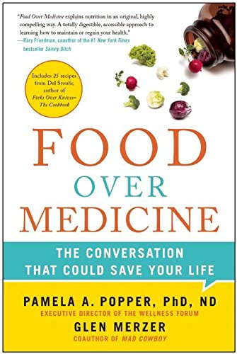 Download Food Over Medicine: The Conversation That Could Save Your Life pdf