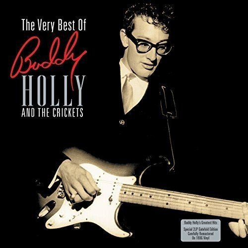 The Very Best Of Buddy Holly (180 gram 2lp)