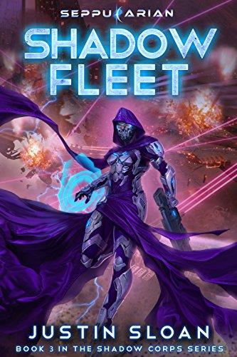 Shadow Fleet: Black Ops Superheroes in Space (Shadow Corps Book 3)