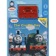 The Cranky Day and Other Thomas the Tank Engine Stories Book and Cassette