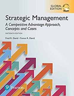 Strategic management a competitive advantage approach concepts strategic management a competitive advantage approach concepts and cases global edition fandeluxe