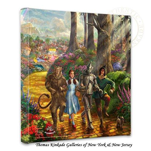Thomas Kinkade Follow Yellow Gallery
