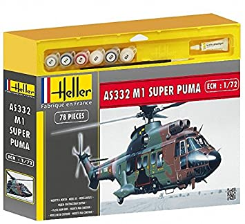Heller - 50367 - Maqueta - Super Puma AS332 M1