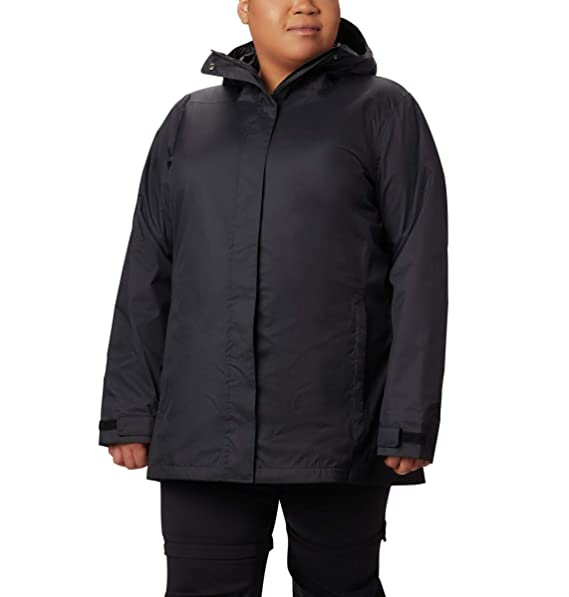 Columbia Womens Splash A Little II Jacket, Waterproof & Breathable