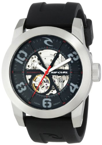 (Rip Curl Men's A2492 - BLK R1 Automatic Black Automatic Analog Watch )