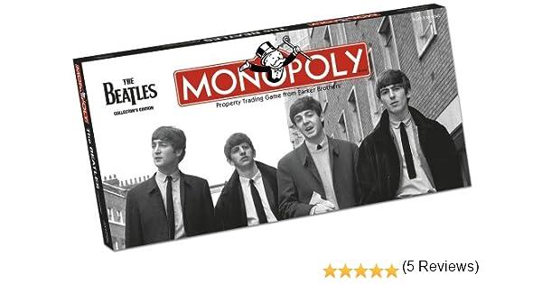 Monopoly Beatles by USAopoly: Amazon.es: Juguetes y juegos