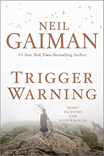 Image result for trigger warning neil gaiman cover
