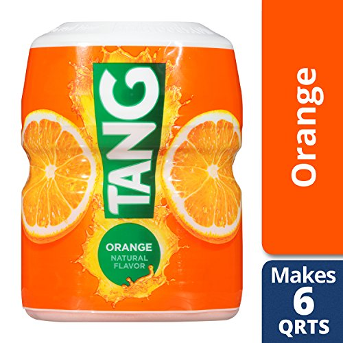 Tang Orange Powdered Drink Mix, 20 oz Jar
