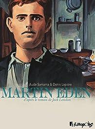 Martin Eden  (BD) par Aude Samama