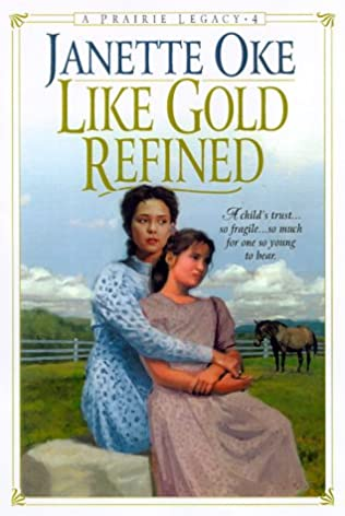 book cover of Like Gold Refined