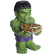 Rubies Costume Costume Marvel Universe Classic Collection Hulk Candy Bowl Holder