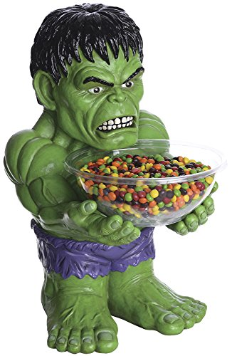Marvel Classic Hulk Candy Bowl Holder