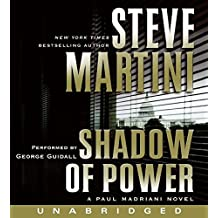 Shadow Of Power Unabridged Cd: A Paul Madriani Novel
