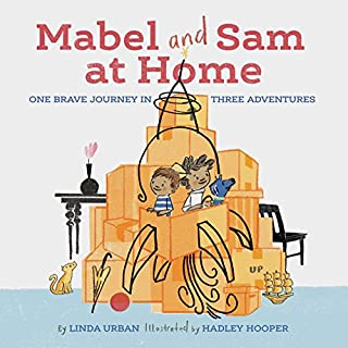 Book Cover: Mabel and Sam at Home