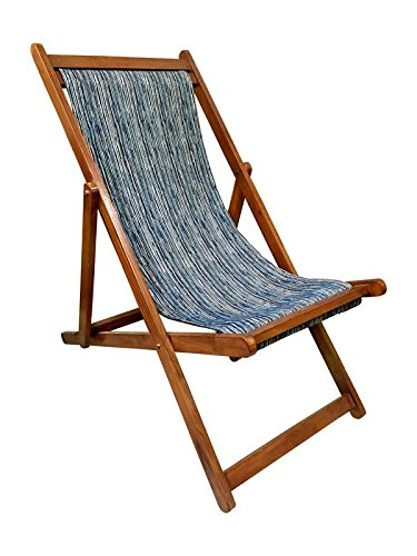 Surprise Interiors Tradional Folding Outdoor Indoor Relax Chair Made
