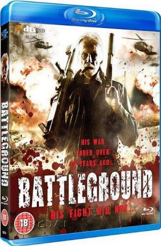 Battleground (Region B/2 Blu-Ray import) (aka Skeleton Lake)