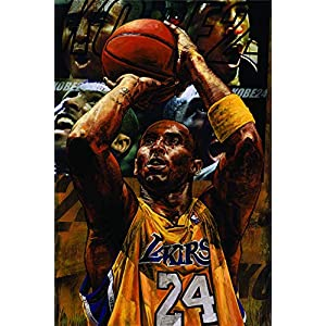 HD Printed Michael Jordan Oil Painting Home Wall Decor Art On Canvas 16x24inch