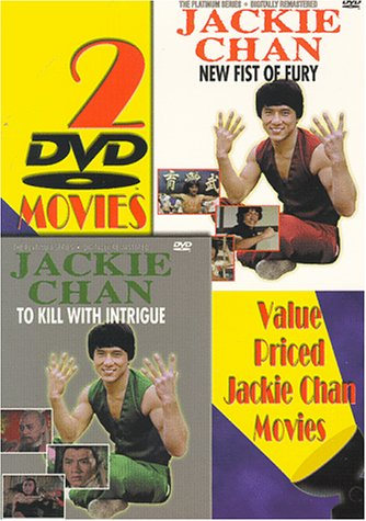 Jackie Chan: New Fist of Fury/To Kill With Intrigue