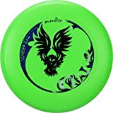 Super-Frisbee Eurodisc 175g 4.0 Ultimate Frisbee competition disc CREATURE BRIGHTGREEN