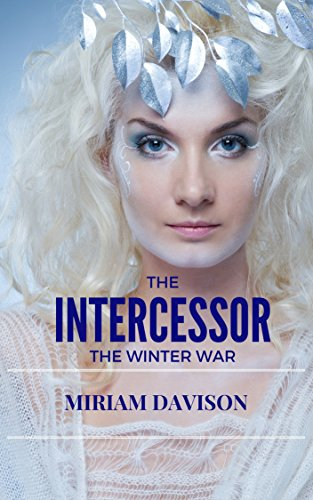 Book: The Intercessor by Miriam Davison