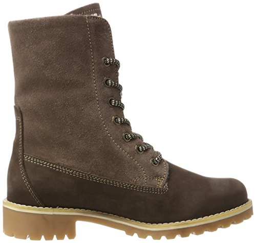 Tamaris 26443 Combat Marrone Stivali Chocolate Donna Y1ASq
