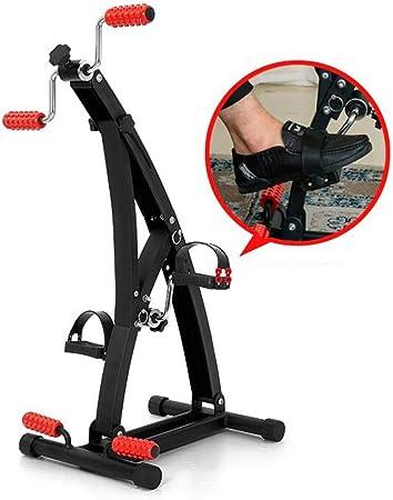 AIAIⓇ Bicicleta estática de rehabilitación para Brazo y Pierna - Máquina para Hacer Ejercicio para vendedores ambulantes - Ejercitador de Pedal portátil para Personas Mayores y Ancianos Tratamiento: Amazon.es: Hogar