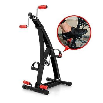 Bicicleta de ejercicios portátil para ejercicios de interior ...
