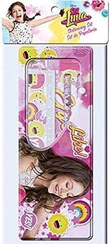 Soy Luna - Estuche de Metal, Bandeja Completo (Kids WD18082): Amazon.es: Juguetes y juegos