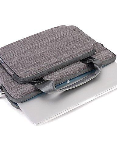 zzll151 Leinwand Laptop-Tasche Fall Aktentasche Notebooktaschen für Apple MacBook Pro Luft 13.3  , blue-13.3 , blue-13.3 KKKAOOL