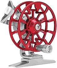 Ice Fishing Wheel, Right Handed Fishing Raft Wheel Ice Reels Fly Fishing Reel Labor-Saving Mini Ultralight Fis